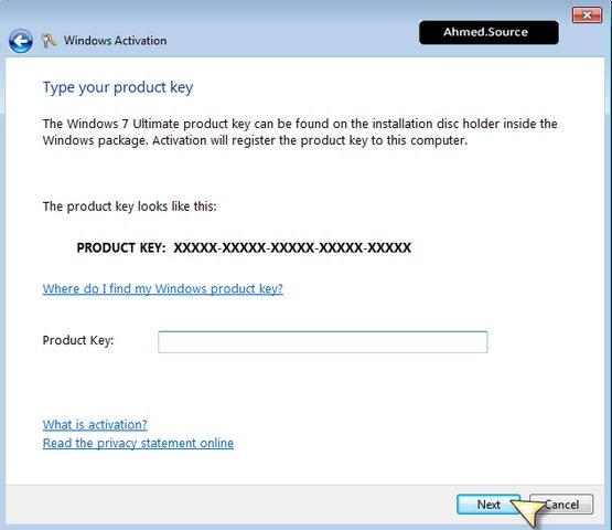 Change the Windows 7 Key - How To Change the Windows 7 Product Key